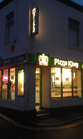 ‪Pizza King Plymouth‬