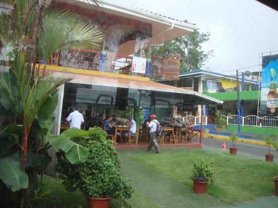 Marlin Restaurant: Restaurant front