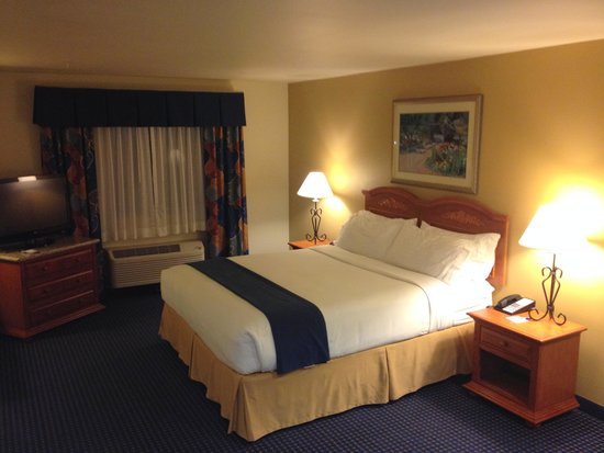Holiday Inn Express & Suites: Room