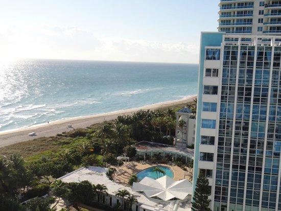 Seacoast Suites Hotel Vista Desde La Habitación