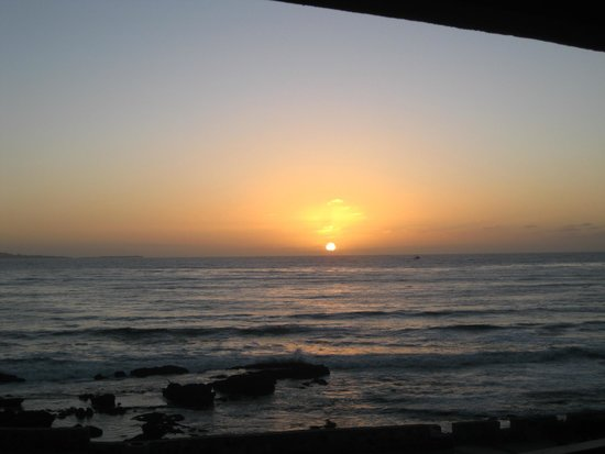 Las Rosas Hotel & Spa : Sunset from room.