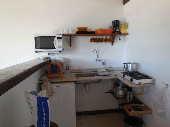 Cesar Apartamentos : Cocina