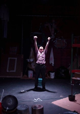 Pagosa Springs Center for the Arts: Thingamajig Theatre's 'Misterman'