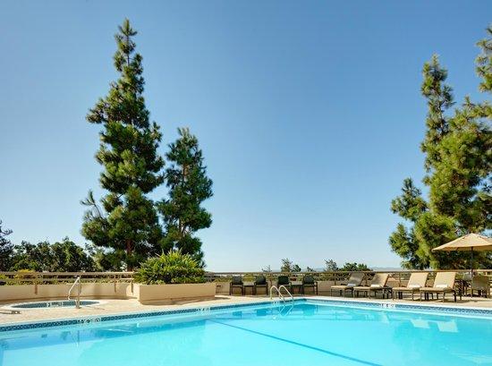 Swimming Pool Picture Of Crowne Plaza San Jose Silicon Valley Milpitas Tripadvisor