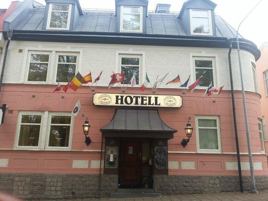 Centralhotellet: hotel