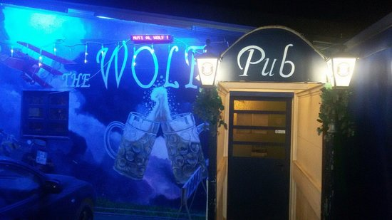 The Wolf Pub