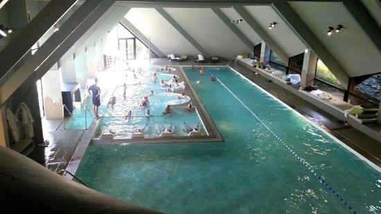 Carnac Thalasso & Spa Resort Hotel: Le spa marin en octobre 2014.