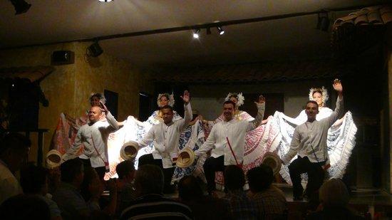 """Restaurante Las Tinajas : Show en """"las Tinajas"""""""