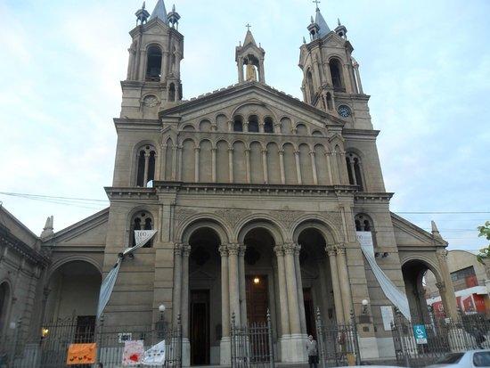 Iglesia y Convento de Santo Domingo: Por fuera