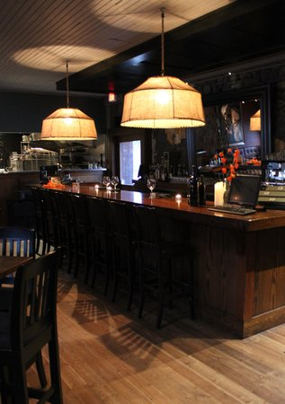 The Livery: The Bar