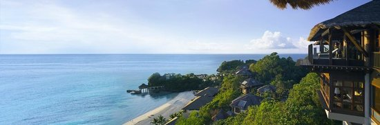 Shangri-La's Boracay Resort & Spa: A New Level of Luxury in Boracay