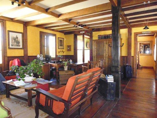 Patagonia Rebelde: Recepción y estar