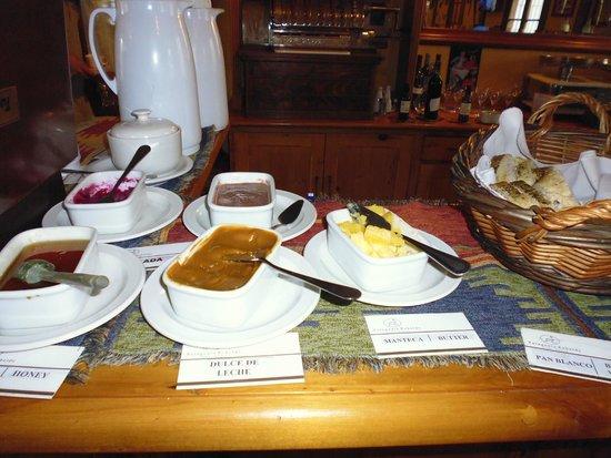 Patagonia Rebelde: Desayuno