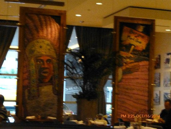 Borgne: Decorative panels