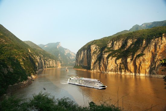 Taixing, China: Gorgeous Yangtze Three Gorges