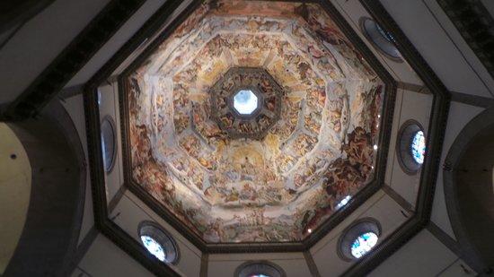 Duomo - Cattedrale di Santa Maria del Fiore: A catedral.
