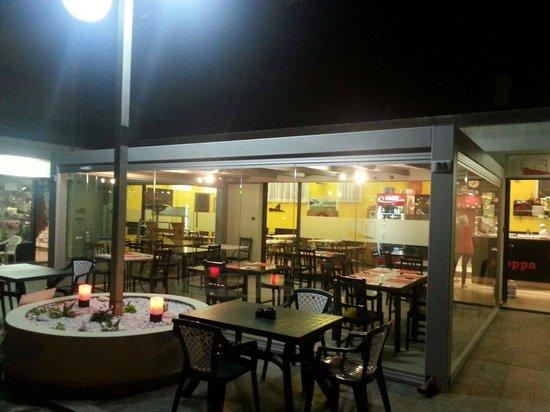 Le Pizze di Koppa: veranda
