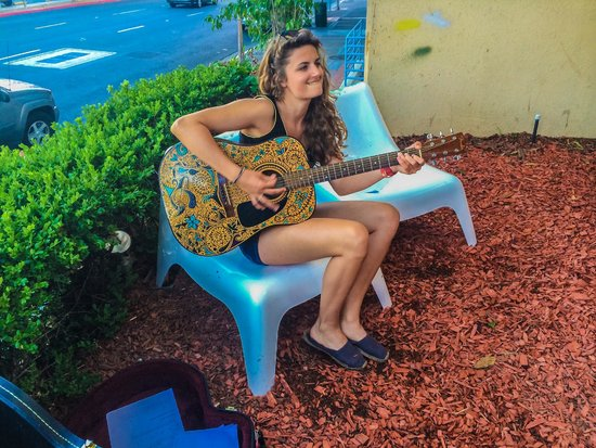 ITH Adventure Hostel San Diego: Jam Sessions