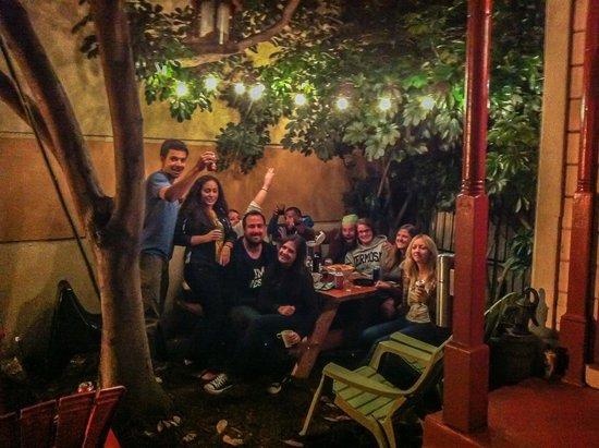 ITH Adventure Hostel San Diego: The Social Garden