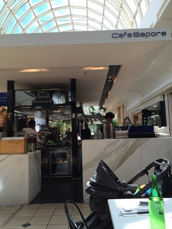 Cafe Sapore Chadstone