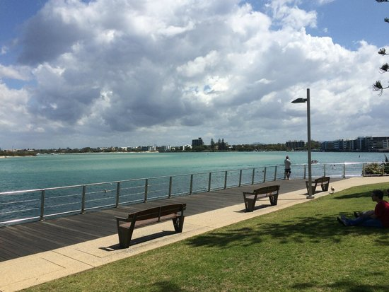 Caloundra, Australia: The Passage