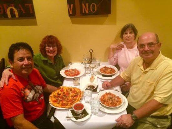Mambo Italiano : The birthday group