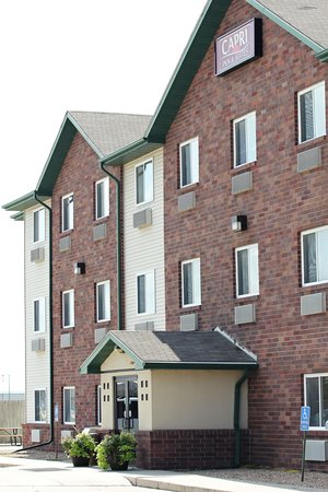 CAPRI INN & SUITES - AMERICAN OWNED AND OPERATED
