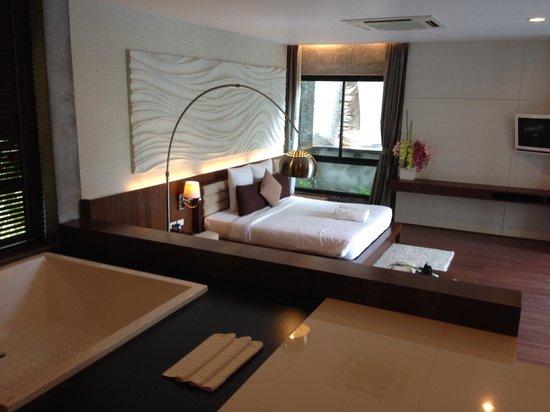 Idyllic Concept Resort : i Lux room