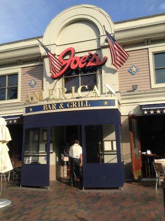 "Joe's American Bar & Grill : Joe""s American Bar &Grill"