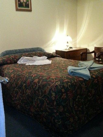 Bischoff Hotel: Our room