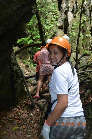 Ugong Rock : let's go!