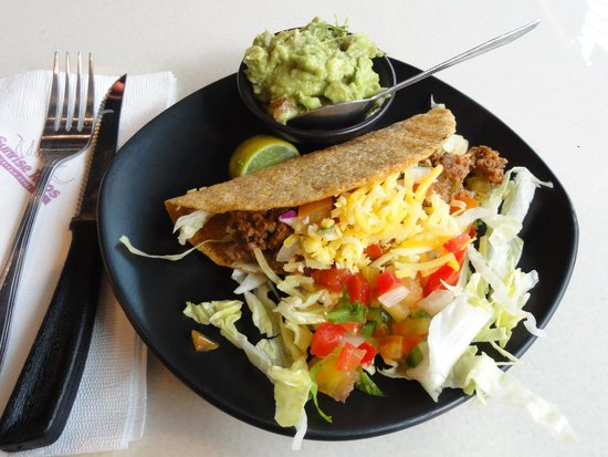 Sunrise Tacos Mexican Grill - Sukhumvit 13 : タコス