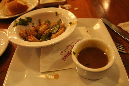 Kona Cafe : Fried Shrimp