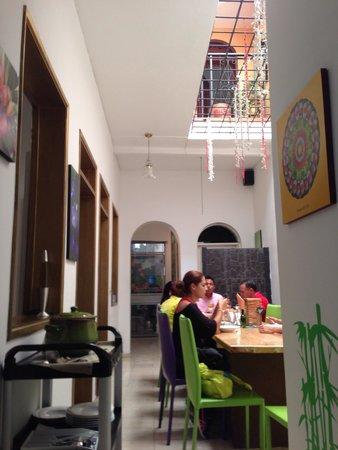 Frutos Del Sol Bio Restaurante
