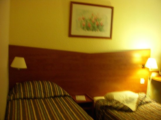 Hotel Rouen Saint Sever: Habitación