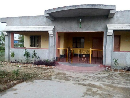 Purulia, India: The guesthouse