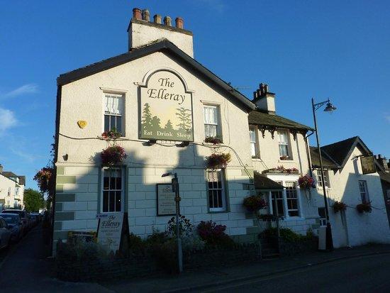 The Elleray Restaurant: Pub from street