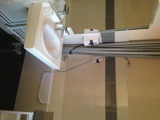 Auberge de l'Estanquet : la salle de bain