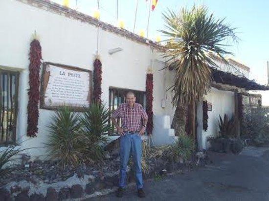 La Posta de Mesilla : La Posta Restaurant, La Mesilla