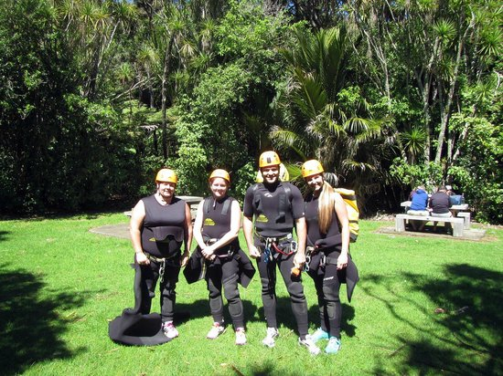 AWOL Canyoning Adventures: Good times!