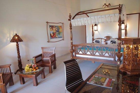 Wunderbar Beach Club Hotel : Super Luxury Room