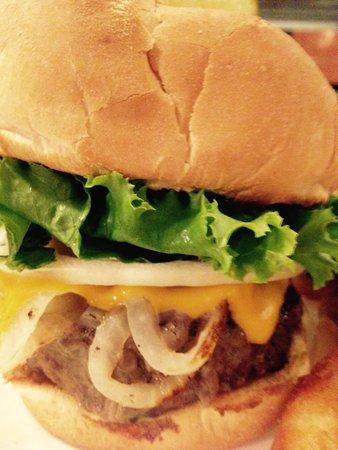 Hamburger Heaven: Yummy x 10!