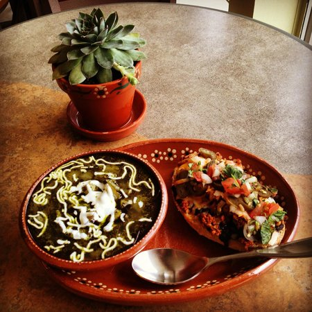 Iguanas Mexican Grill: For the cold weather we have soups to warm you soul!