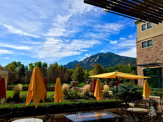 St Julien Hotel and Spa: Flatirons