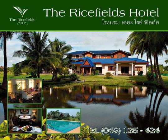 The Ricefields Hotel Reviews Udon Thani Thailand Tripadvisor