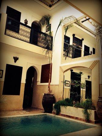 Riad Anjar: Il relax totale per un profondo benessere interiore