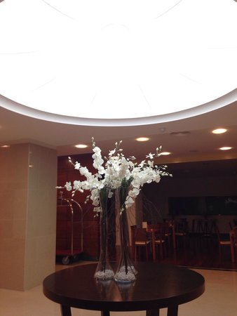 Cinquentenario Hotel: Lobby