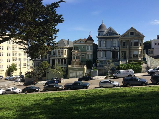 victorian home walk parks and houses - Robin Williams Houses