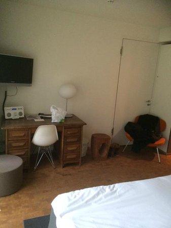 Blooming Hotel: Kamer deel