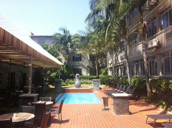 Fortis Hotel Capital: An oasis in the heart of a bustling city
